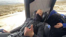 Космическата компания на Джеф Безос пусна полет в космоса на търг