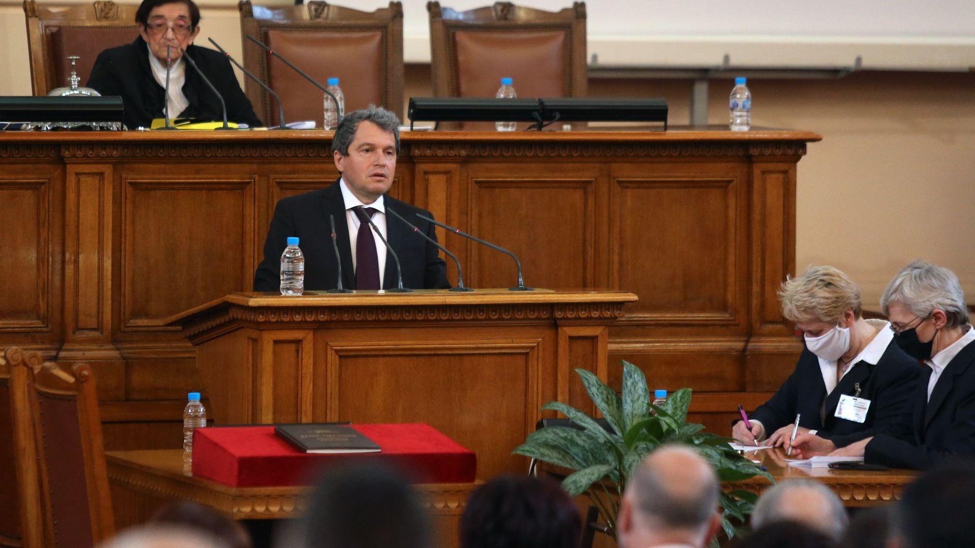 """Има такъв народ"": Джипко Бибитков и днес не дойде, той е страхлив заек от Банкя"