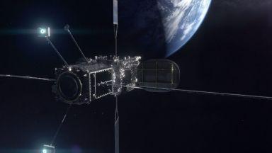 Космически робот ще поправя сателити