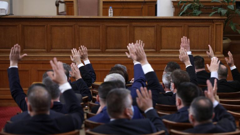 Народното събрание прие проект на решение за създаването на Временна