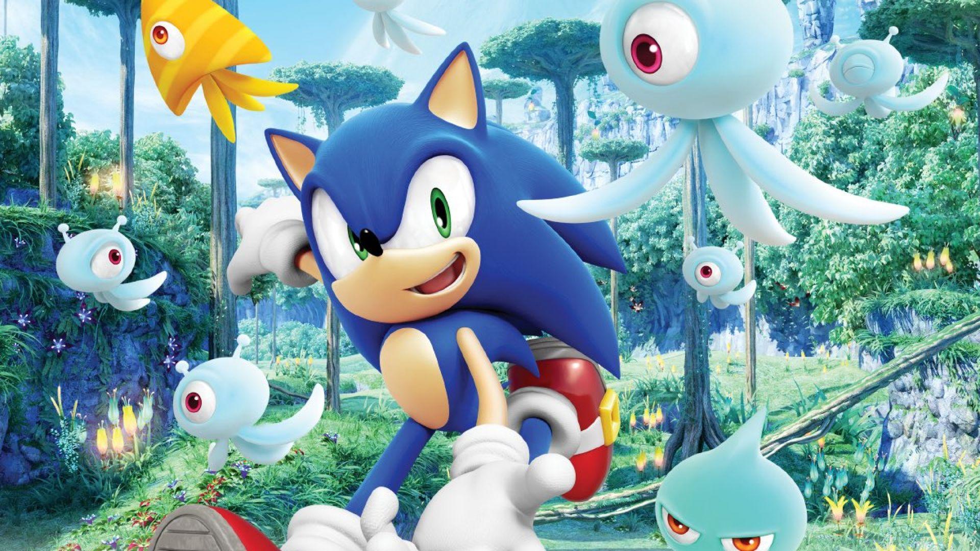 Sega подготвя нова версия на Sonic Colors