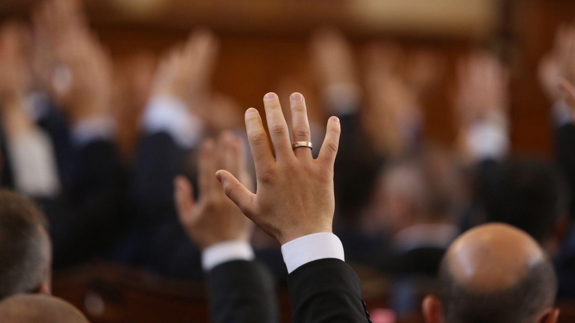 Бойко Борисов: Промените в изборното законодателство целят служебна победа за Румен Радев