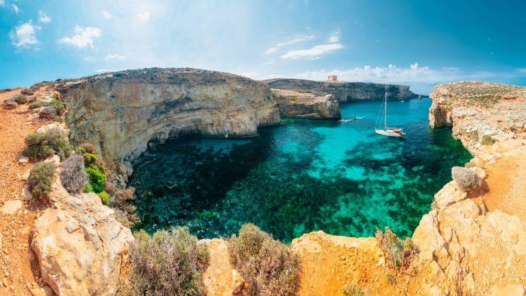 6 от най-изумителните природни чудеса на Малта