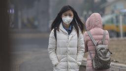 Китай - с повече въглеродни емисии от останалите развити страни, взети заедно