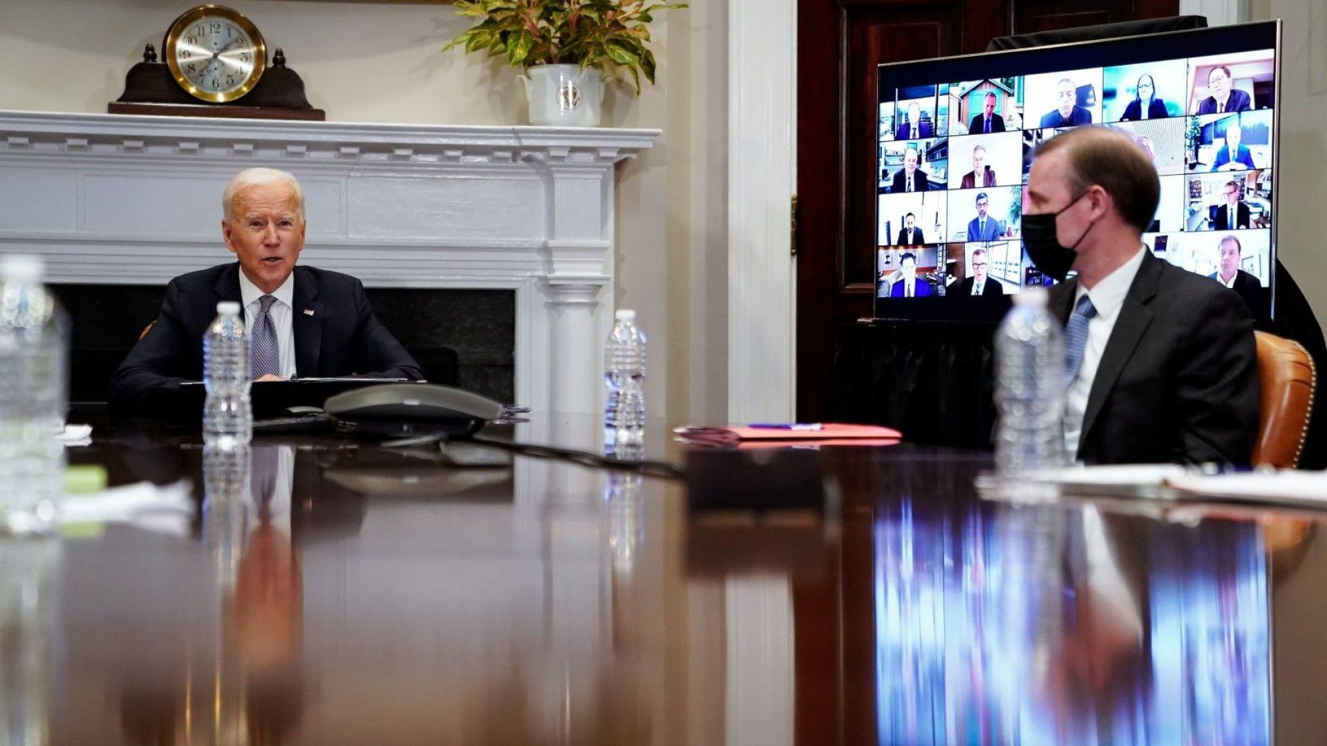 САЩ наложиха тежки икономически санкции на Москва