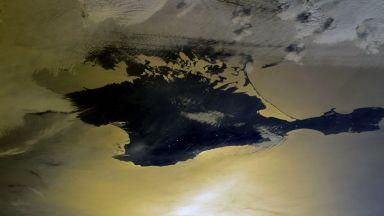 Роскосмос показа Земята през погледа на командира на МКС (снимки)