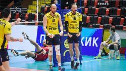 Хебър (Пазарджик) спечели първата си титла в родния волейбол