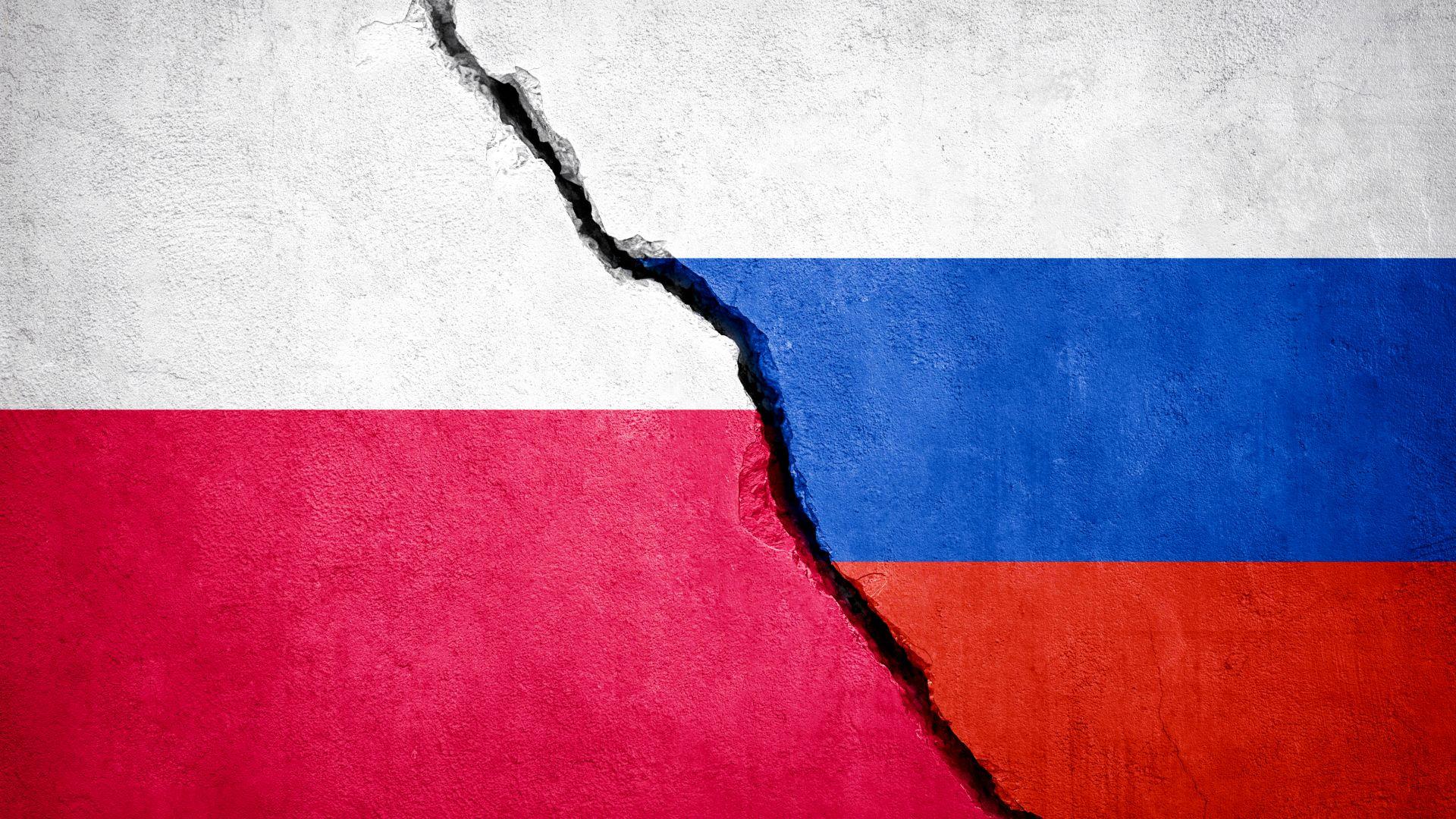 Полша обяви трима руски дипломати за персона нон грата