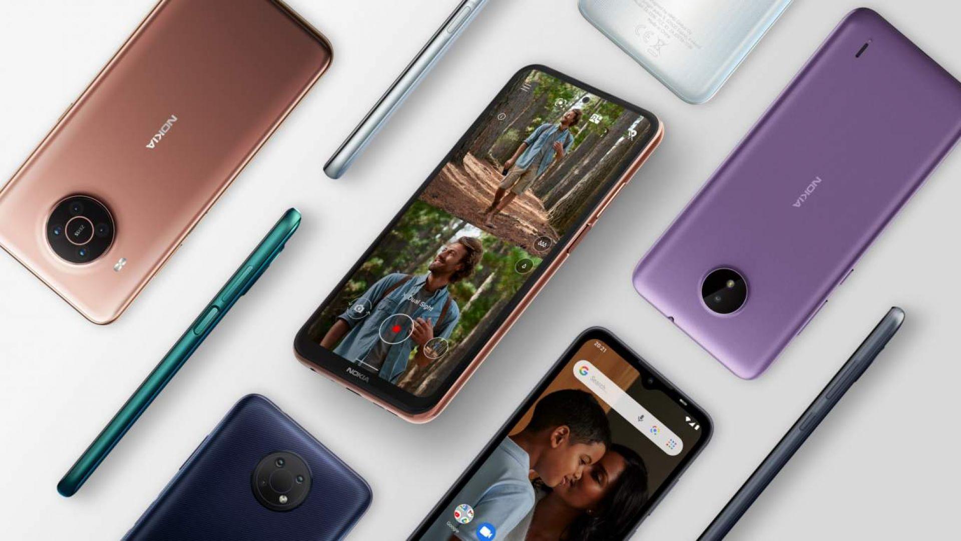 Новата гама на Nokia е олицетворение на философията за по-надеждни и качествени смартфони