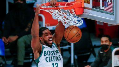 Сърдечни проблеми прекратиха кариерата на център в НБА, Селтикс удари Лейкърс в дербито