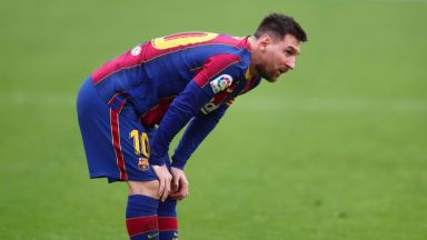 Това ли е последният голям финал за Меси с екипа на Барселона?