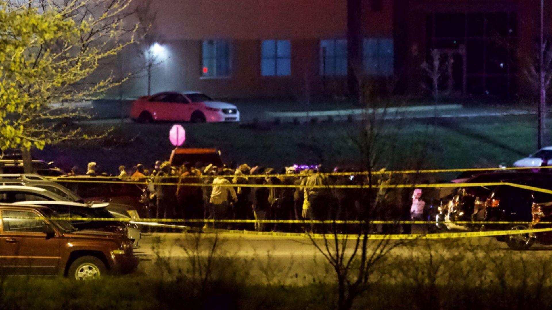 Осем души са убити при масова стрелба в Индианополис, има и ранени  (снимки/видео)