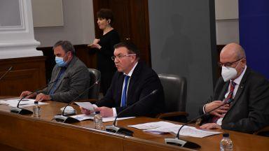 Здравният министър в оставка: Решението за разформироване на Щаба е логично