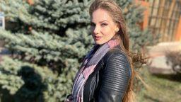 Нанси Карабойчева забременяла отново по-малко от три месеца след раждането на сина си