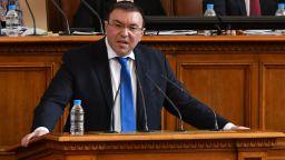 Проф. Ангелов в парламента: Палехте маски и казвахте, че няма вирус, сега сте загрижени
