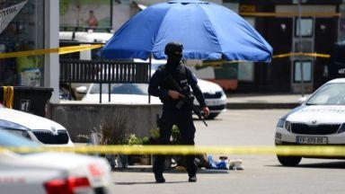 В Тбилиси въоръжен мъж взе заложници в банка
