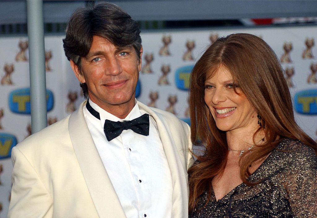 Ерик Робъртс със съпругата си Лиза