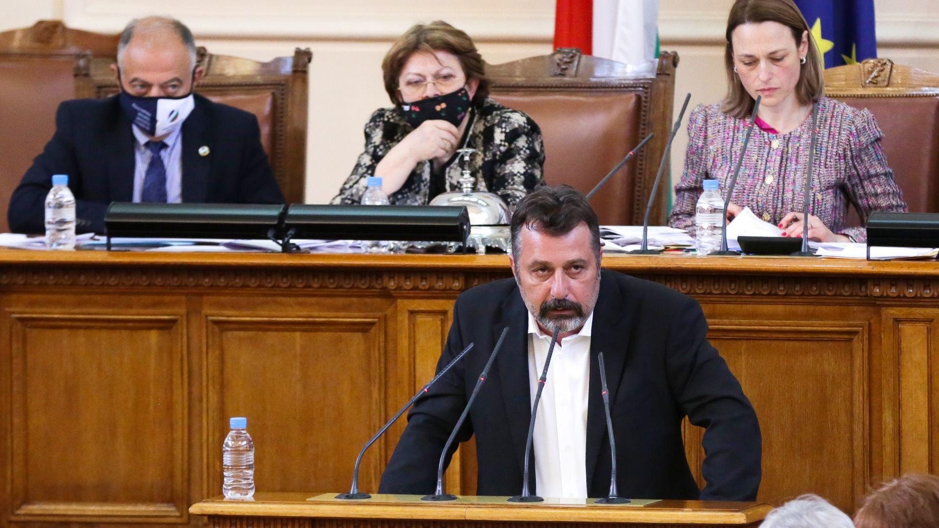 Филип Станев