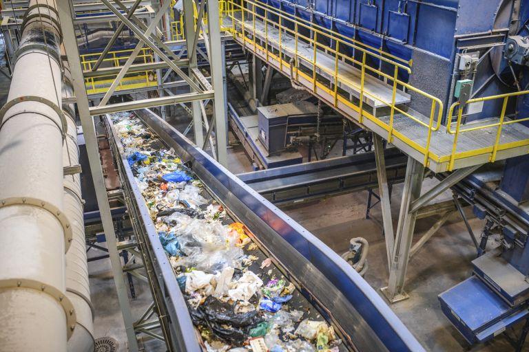 Съоръжение за преработка на отпадъци в Любляна