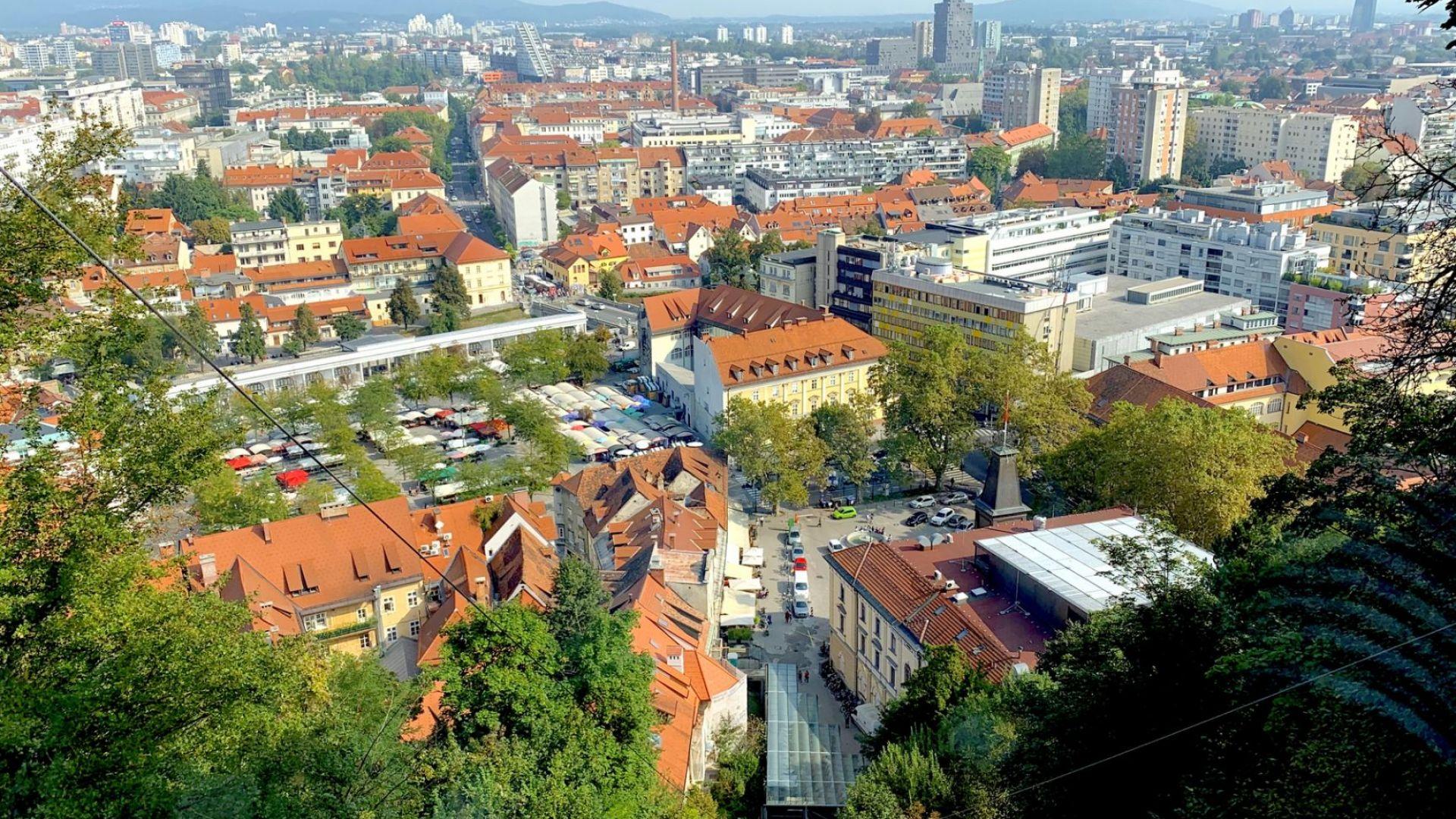 Любляна събира разделно отпадъците: от врата до врата