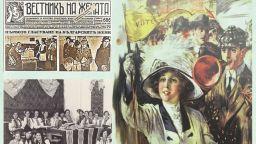 """Изложбата """"Значими жени в историята"""" бе открита в Русе"""