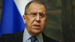 Сергей Лавров: Русия ще нареди на 10 американски дипломати да напуснат страната