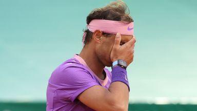 Надал сензационно отпадна на четвъртфинал в Монте Карло