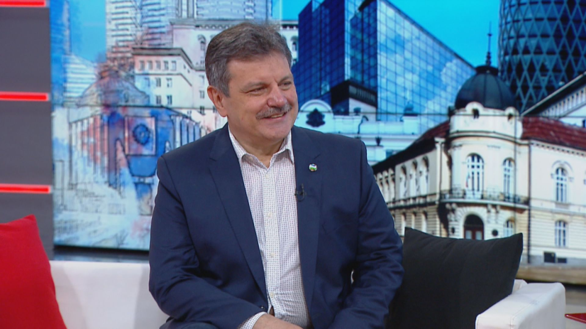 Симидчиев: Няма да съм  кандидат за премиер, това е спекулация