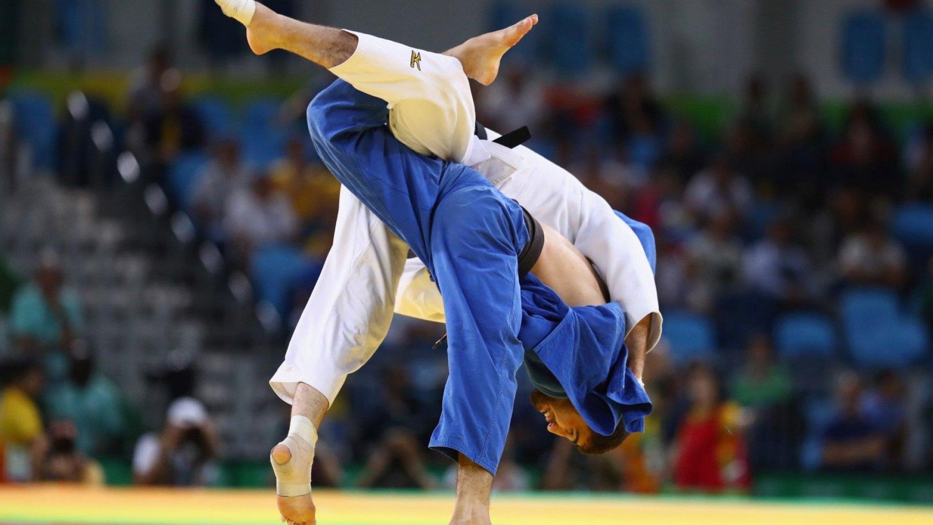 Джудистите ни влизат в битка в конкуренцията на 665 състезатели за олимпийски квоти