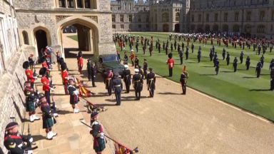 Гледайте на живо в Dir.bg: Британската общност изпраща принц Филип в последния му път