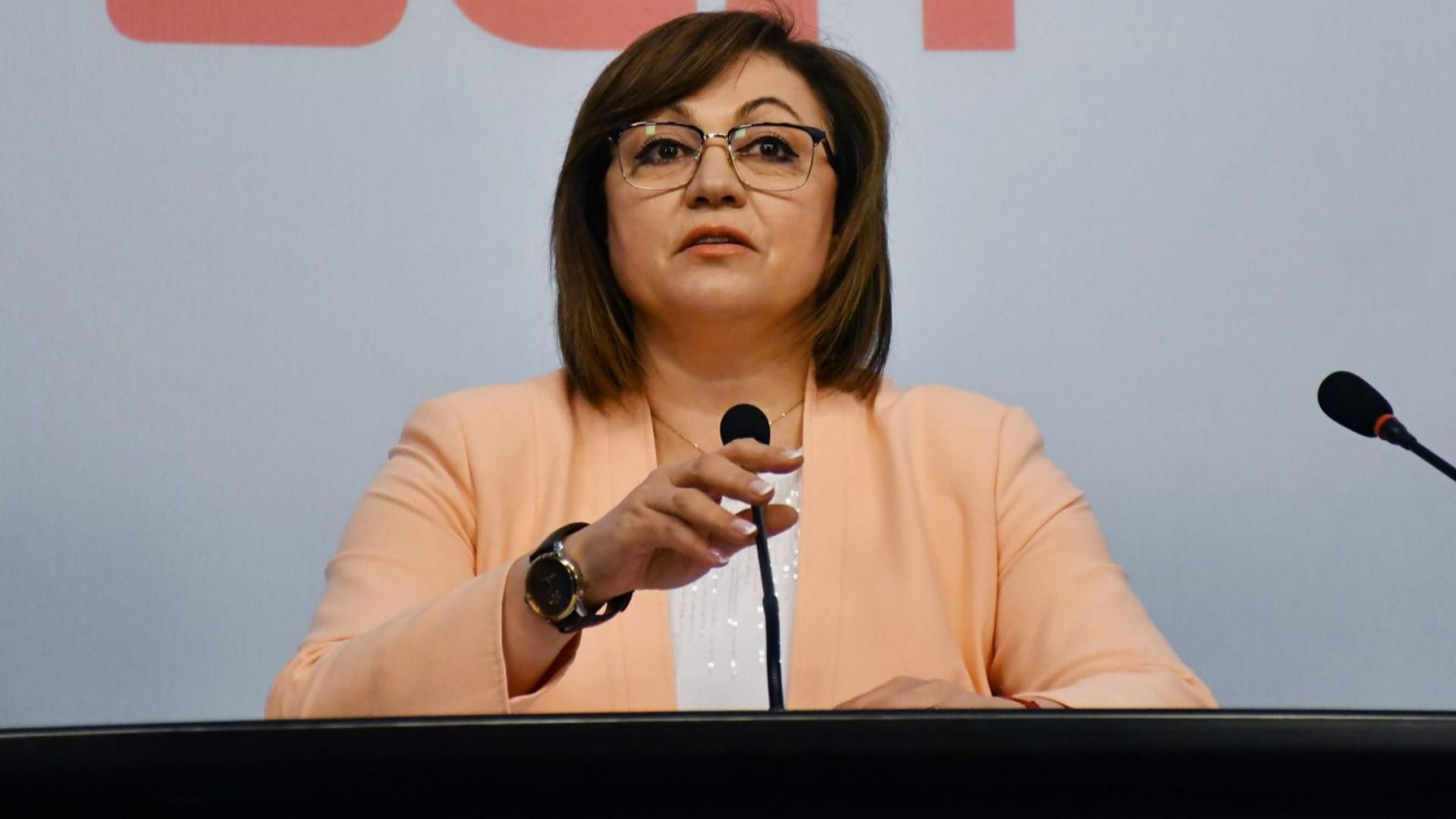 """БСП ще подкрепи кабинет на """"Има такъв народ"""" при 5 условия"""