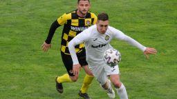 Славия се отдалечи от дъното с важна победа в Пловдив