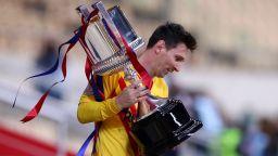 Защо Меси е кралят: 36 трофея за 16 години. С 33 гола във финали