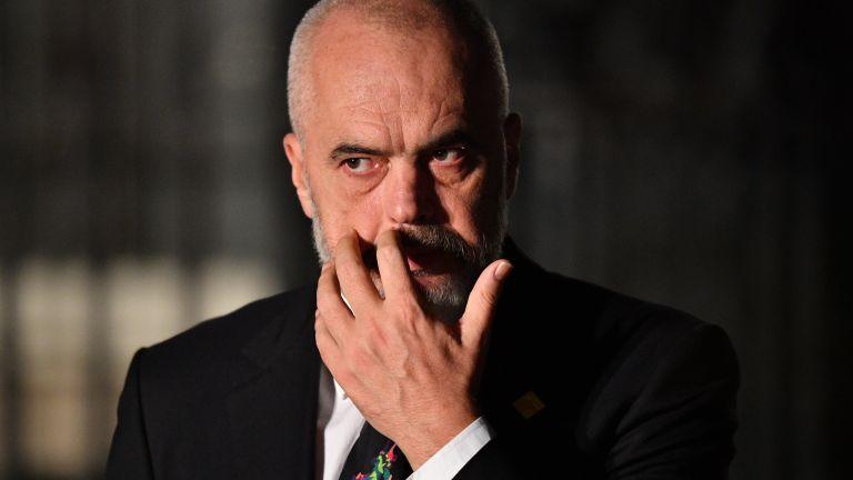 Албанският премиер Еди Рама заяви, че България блокирала процеса на