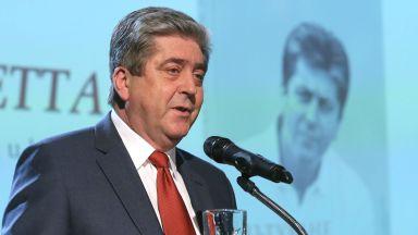 Георги Първанов: Консултациите трябва да се проведат форсирано