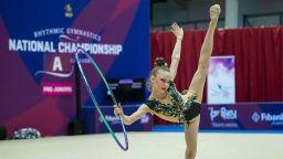"""Дара Малинова взе титлата в многобоя на """"Златен обръч"""""""
