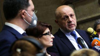 Кабинетът на ГЕРБ може да не стигне до Народното събрание (видео)