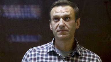 Прехвърлят Алексей Навални в болнично отделение за осъдени лица