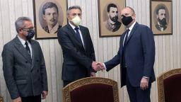 Карадайъ в отговор на премиера в оставка: Прекият участник в акциите на Росенец беше г-н Борисов