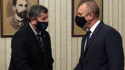 """""""Демократична България"""" не вижда основание да получи мандат за съставяне на правителство"""