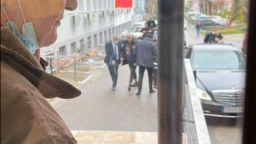 """Заснеха Бойко Борисов по спортен екип в """"Пирогов"""", получил е травма по време на мач"""