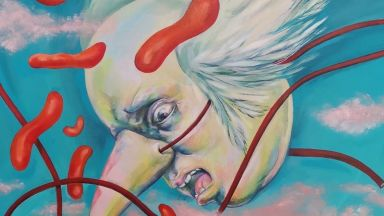 Преобразяване - самостоятелна изложба на Калина Христова в Little Bird Place