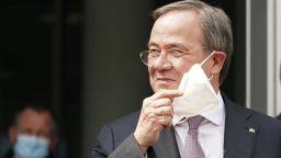 Армин Лашет е новият наследник на Меркел