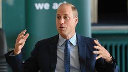 Принц Уилям и премиерът Борис Джонсън: Трябва да защитим нашата игра
