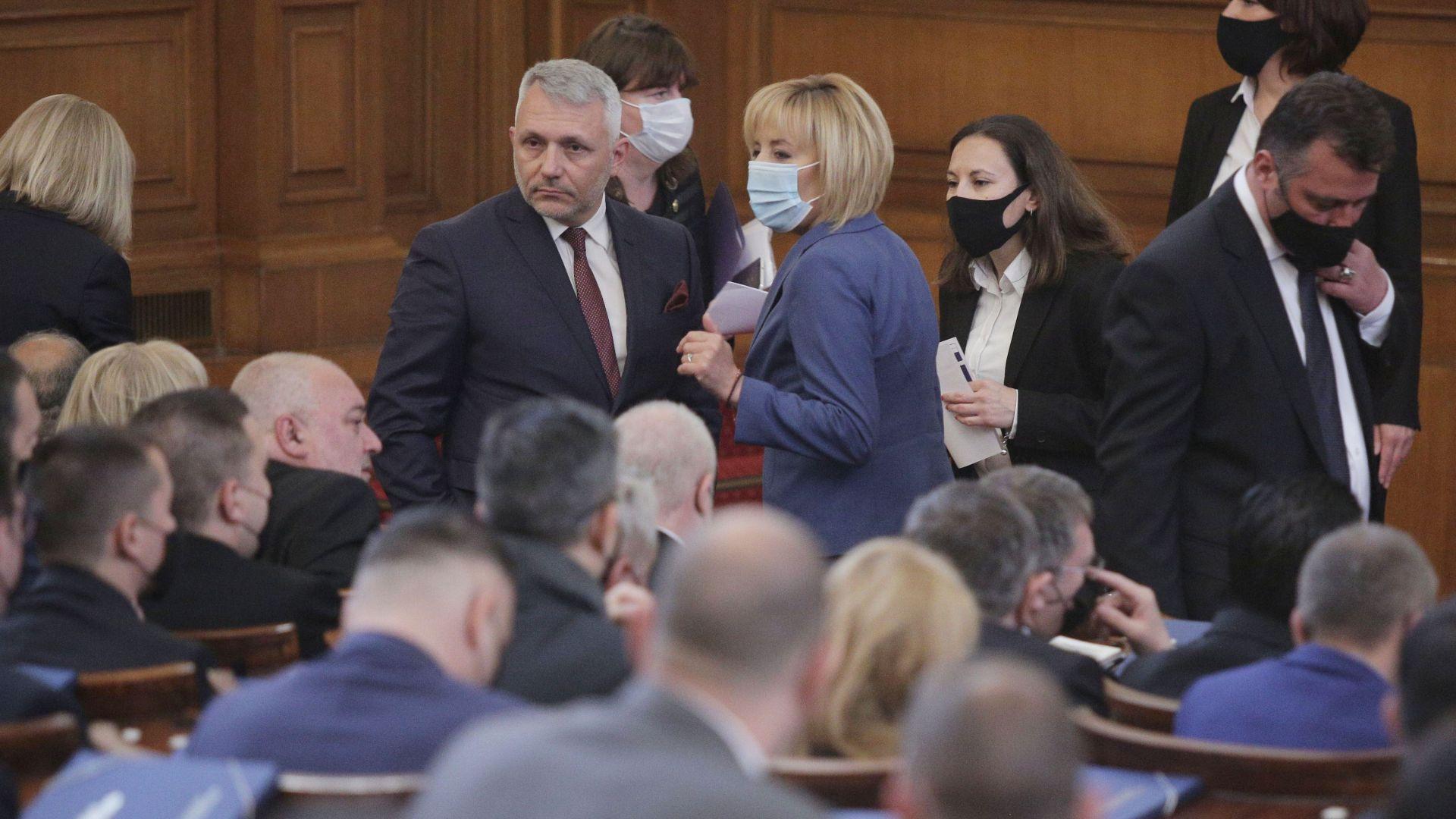 Хаджигенов: Може и да получим третия мандат, готвим се за това