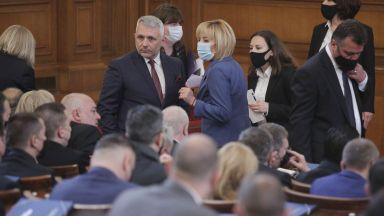 Мая Манолова опроверга Нинова : Не е вярно, че хората на ИТН не са били на протеста