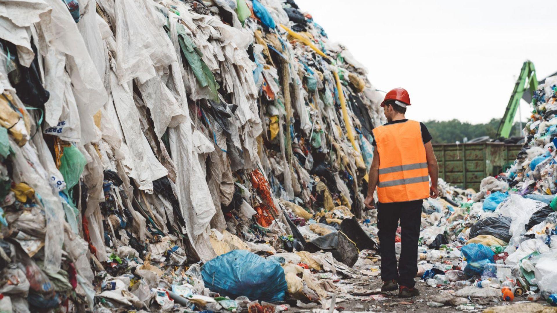 Новата пластмаса: Едва 1% от текстила се рециклира
