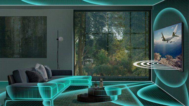 The Frame 2021 на Samsung е един от най-умните телевизори на пазара