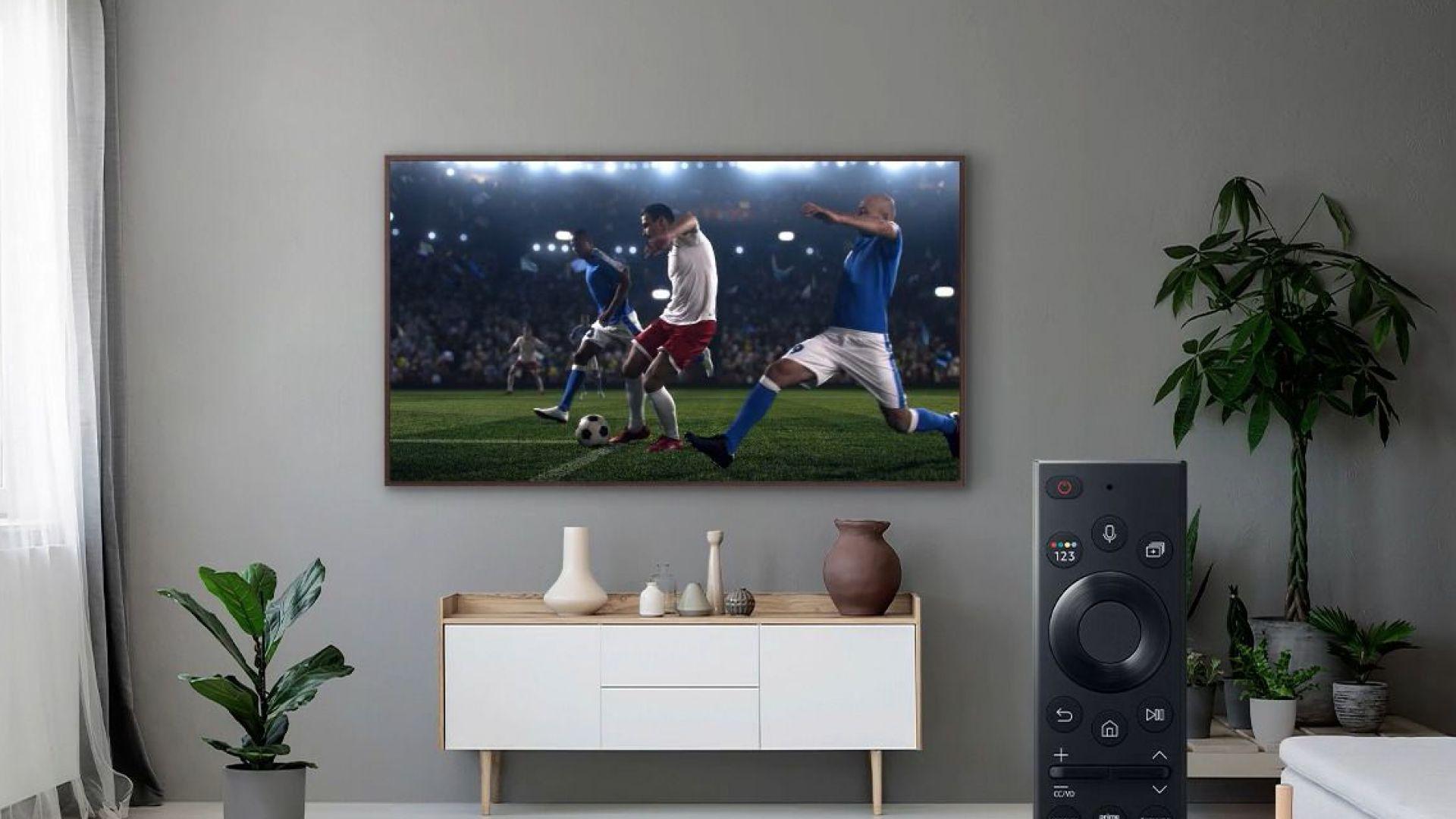 """Телевизорът е перфектен избор и за феновете на """"Цар Футбол"""""""