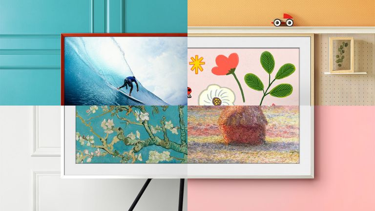 The Frame 2021 превръща дома ви в парижка галерия